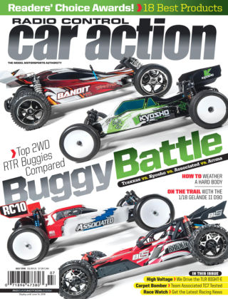 Radio Control Car Action Jul 2016