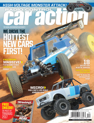Radio Control Car Action Dec 2016