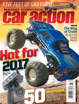 Radio Control Car Action Jan 2017
