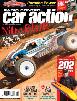 Radio Control Car Action Feb 2017