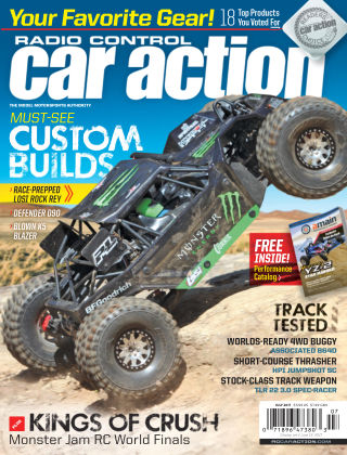 Radio Control Car Action Jul 2017