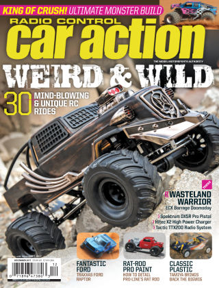 Radio Control Car Action Dec 2017