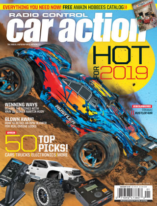 Radio Control Car Action Jan 2019
