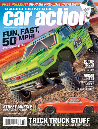 Radio Control Car Action Apr 2019
