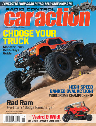 Radio Control Car Action Oct 2019