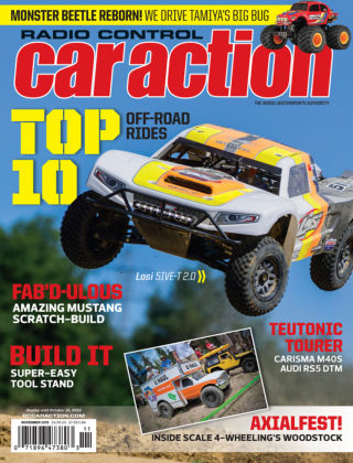Radio Control Car Action Nov 2019
