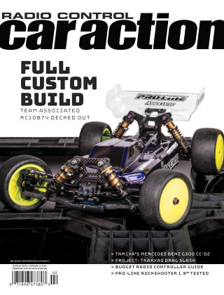 Radio Control Car Action Feb 2020