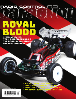 Radio Control Car Action November 2020