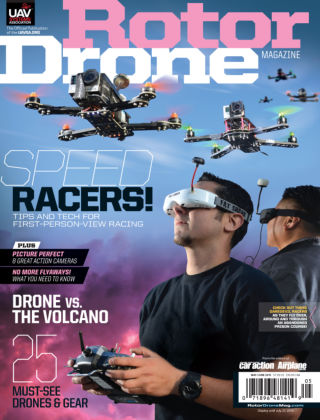 Rotor Drone May / June 2015