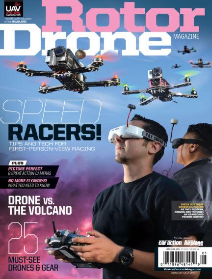 Rotor Drone May 19, 2015 00:00