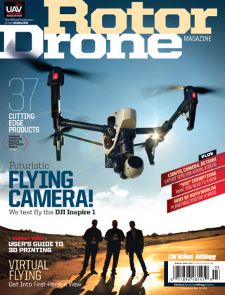 Rotor Drone March / April 2015