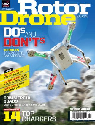 Rotor Drone Jan / Feb 2015