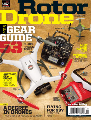 Rotor Drone Winter 2015