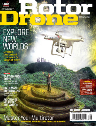 Rotor Drone Sep / Oct 2015