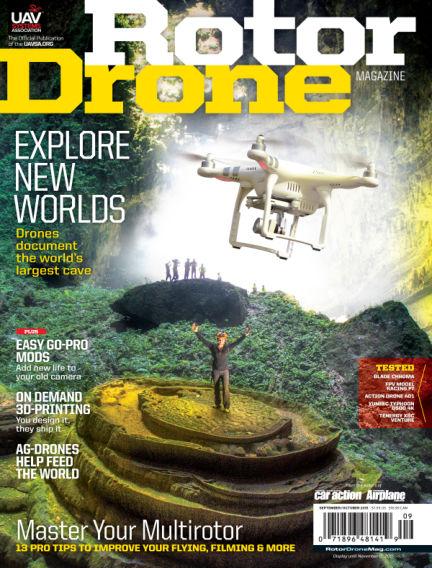 Rotor Drone September 15, 2015 00:00
