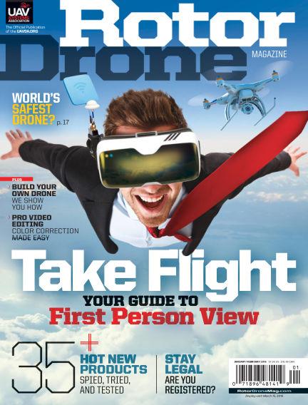Rotor Drone January 19, 2016 00:00