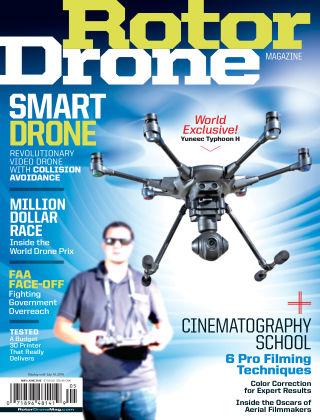 Rotor Drone May-Jun 2016