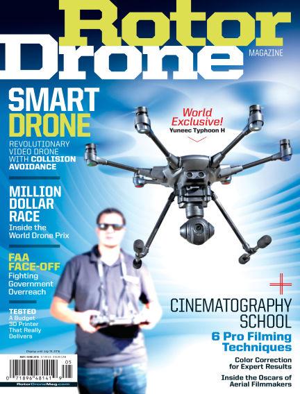 Rotor Drone May 17, 2016 00:00