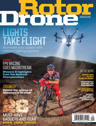 Rotor Drone Sep-Oct 2016