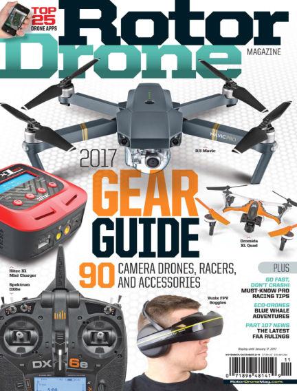 Rotor Drone November 15, 2016 00:00