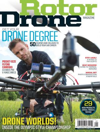 Rotor Drone Jan-Feb 2017