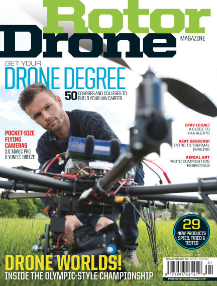 Rotor Drone January 17, 2017 00:00