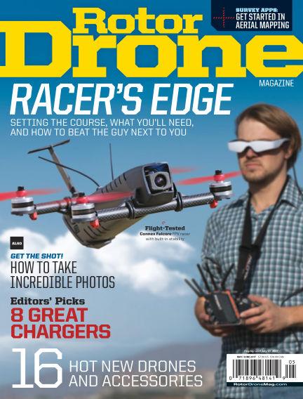 Rotor Drone May 16, 2017 00:00