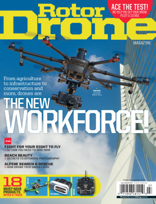 Rotor Drone Jul-Aug 2017