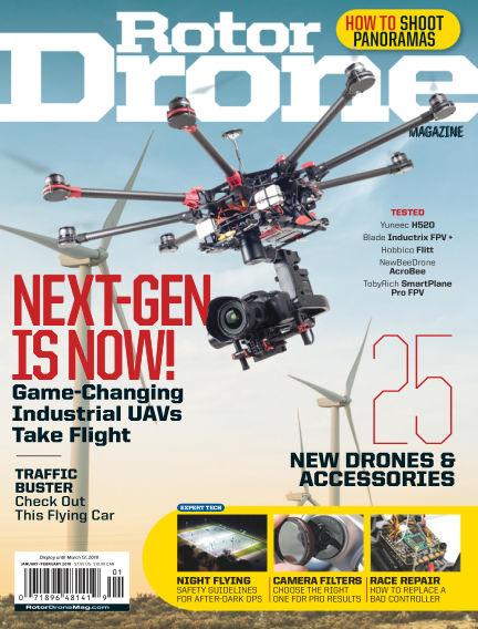 Rotor Drone January 16, 2018 00:00