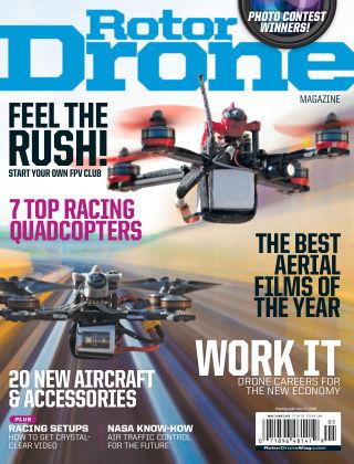 Rotor Drone May-Jun 2018