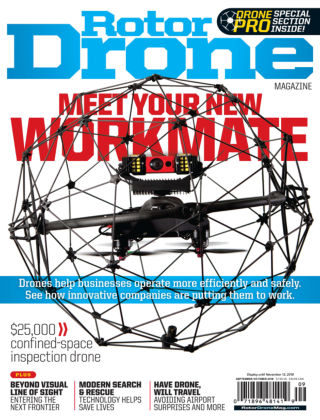 Rotor Drone Sep-Oct 2018