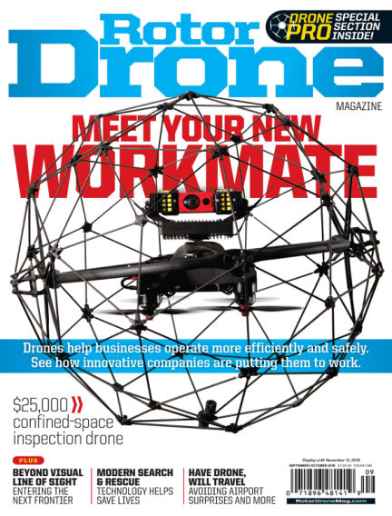 Rotor Drone September 11, 2018 00:00