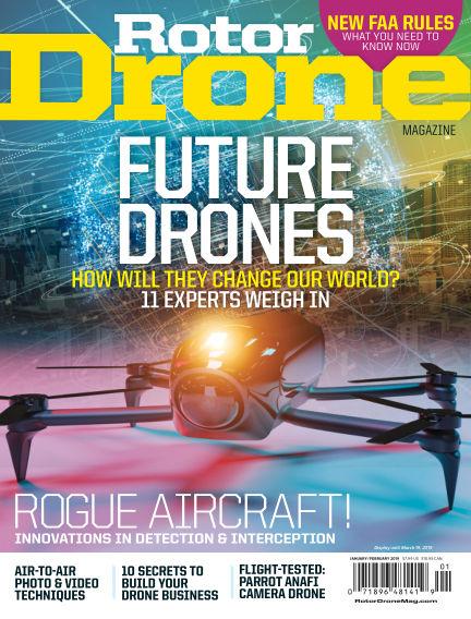 Rotor Drone January 15, 2019 00:00