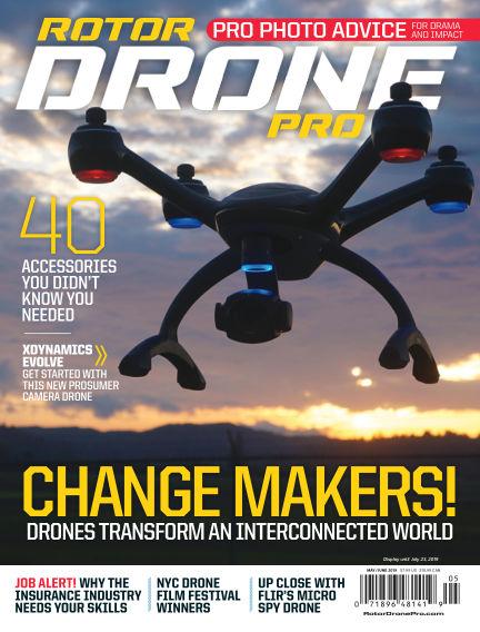 Rotor Drone May 14, 2019 00:00