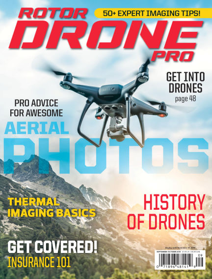 Rotor Drone September 17, 2019 00:00
