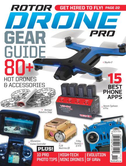Rotor Drone November 19, 2019 00:00