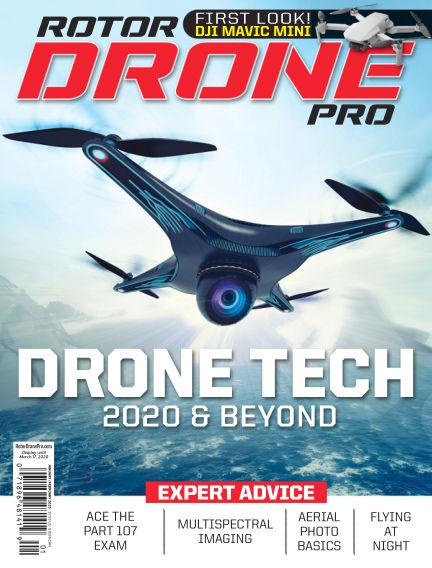 Rotor Drone January 14, 2020 00:00