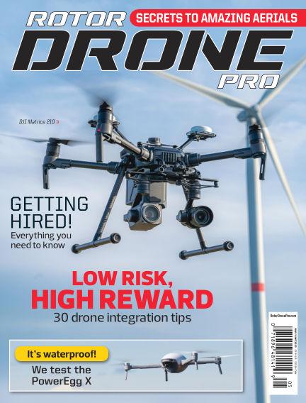 Rotor Drone May 19, 2020 00:00