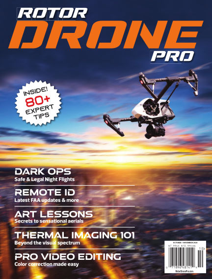 Rotor Drone September 01, 2020 00:00