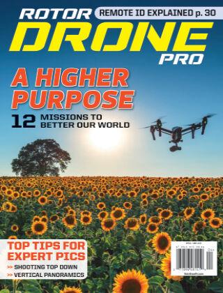 Rotor Drone April May 2021