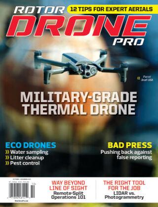 Rotor Drone October/November