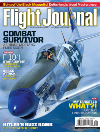 Flight Journal June 2015