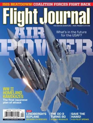 Flight Journal April 2015