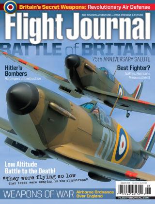 Flight Journal August 2015
