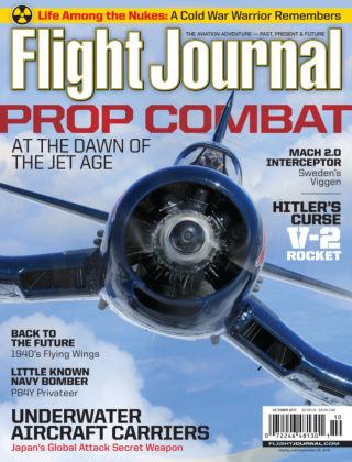 Flight Journal October 2015