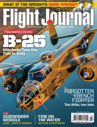 Flight Journal February 2015