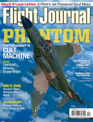 Flight Journal December 2015