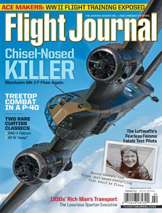 Flight Journal Feb 2016