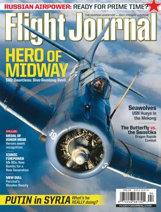 Flight Journal Apr 2016