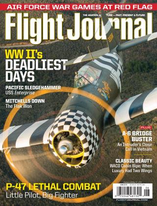 Flight Journal Jun 2016